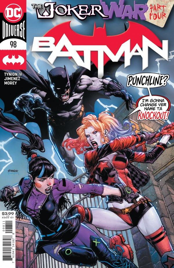 Batman #98 Haftalık Çizgi Roman İncelemeleri #2