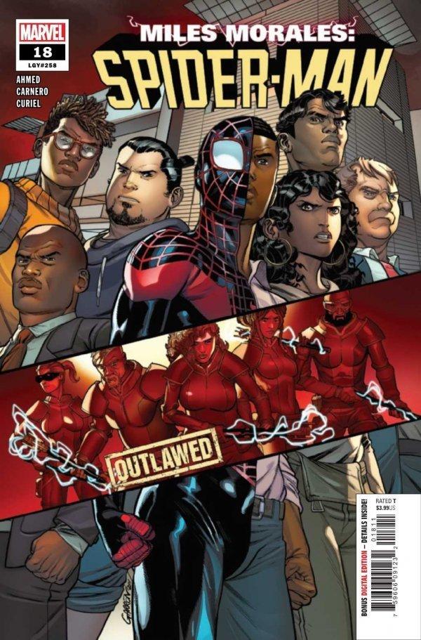 Miles Morales: Spider-Man #18 Haftalık Çizgi Roman İncelemeleri #2